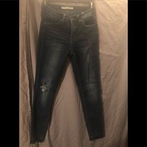 Kancan boutique skinny jeans size 25